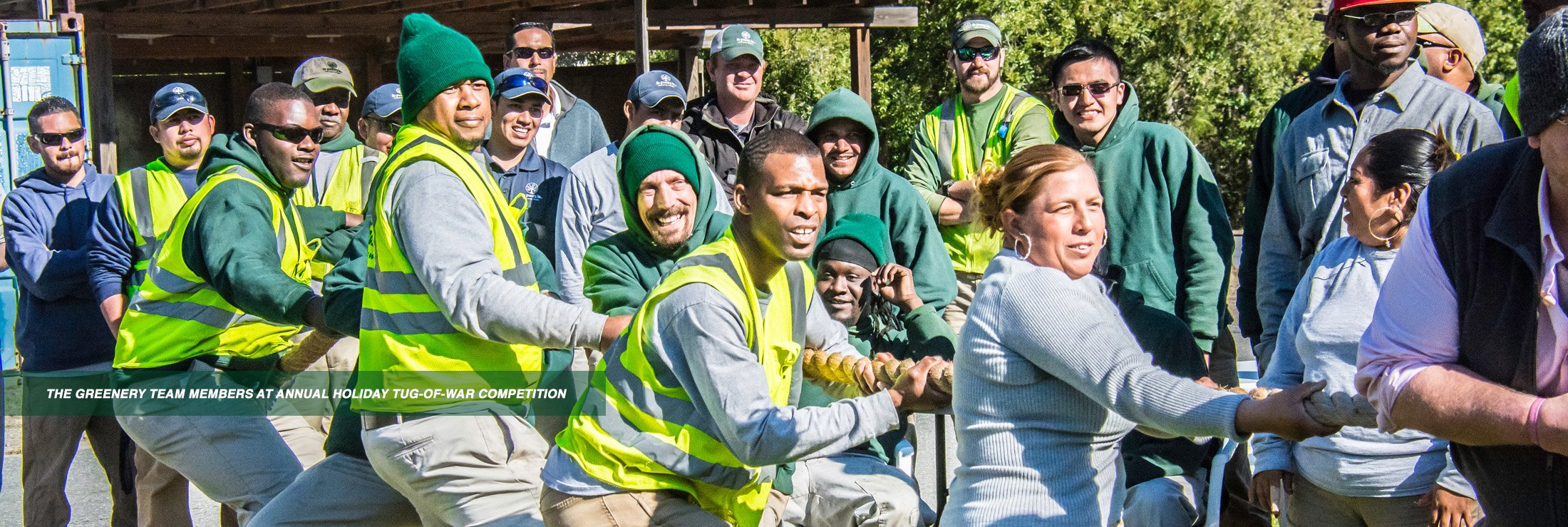Employee Ownership Header with Caption