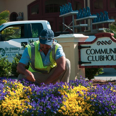 commercial property landscaping